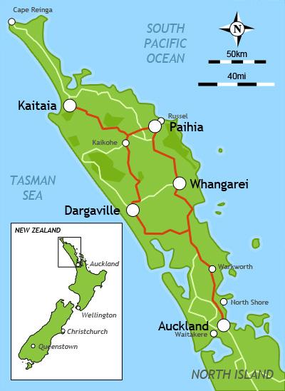 Campervan whangarei